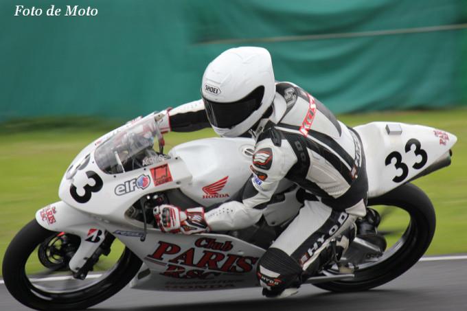 J-GP3 #33 Club PARIS RSC 作本 輝介 Sakumoto Kosuke NSF250R