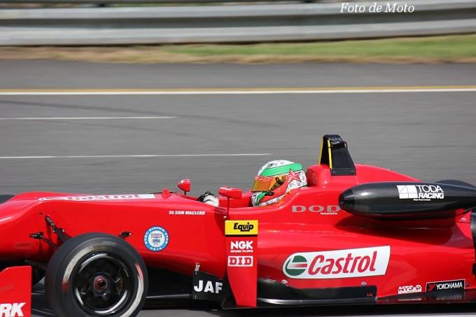 F3 #21 TDC with SJM F314  Sam Macleod  Dallara F314