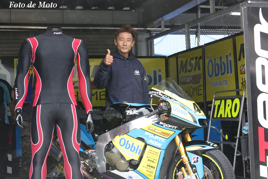 J-GP2 #44 Team TARO PLUS ONE 関口 太郎 Sekiguchi Taro TSR2