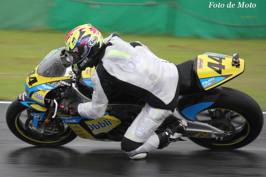 J-GP2 #44 Team TARO PLUS ONE 関口 太郎 Sekiguchi Taro TSR2