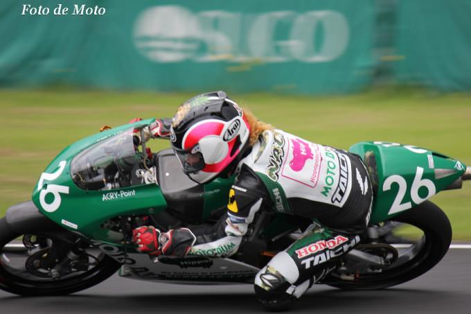 J-GP3 #26 モトバムwithヒポポタマス 高杉 奈緒子 Takasugi Naoko NSF250R