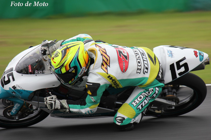 J-GP3 #15 P. MU 7C HARC 山元 聖 Yamamoto Hijiri NSF250R