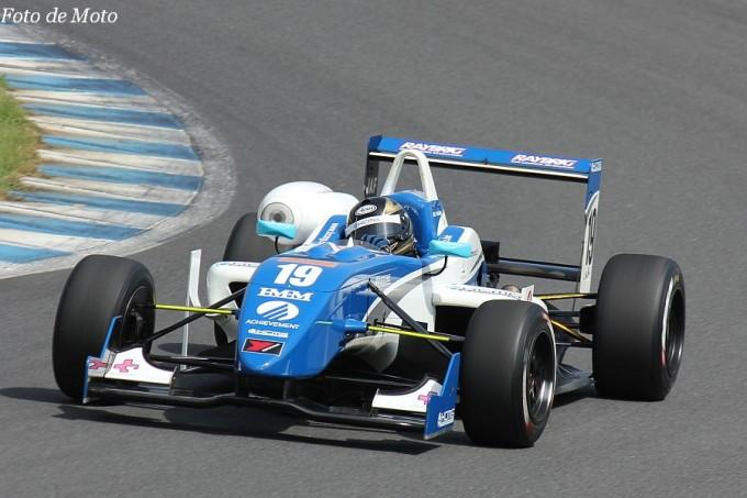 F3 #19 KCMG F308 湯澤 翔平 Yuzawa Shohei  Dallara F308