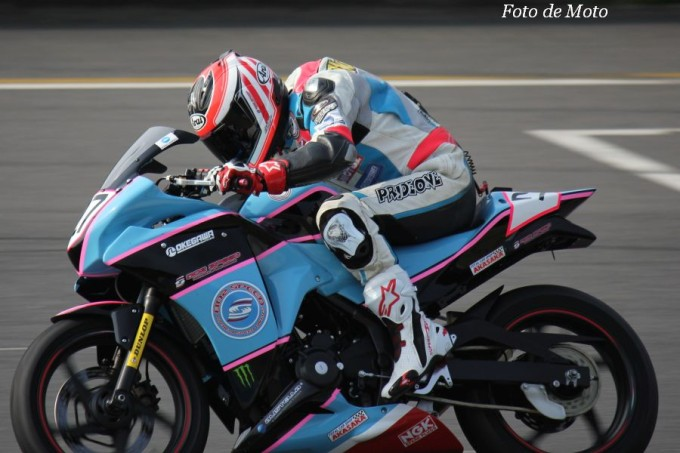CBR250R Dream Cup #27 802-SPEED 赤羽 弘二
