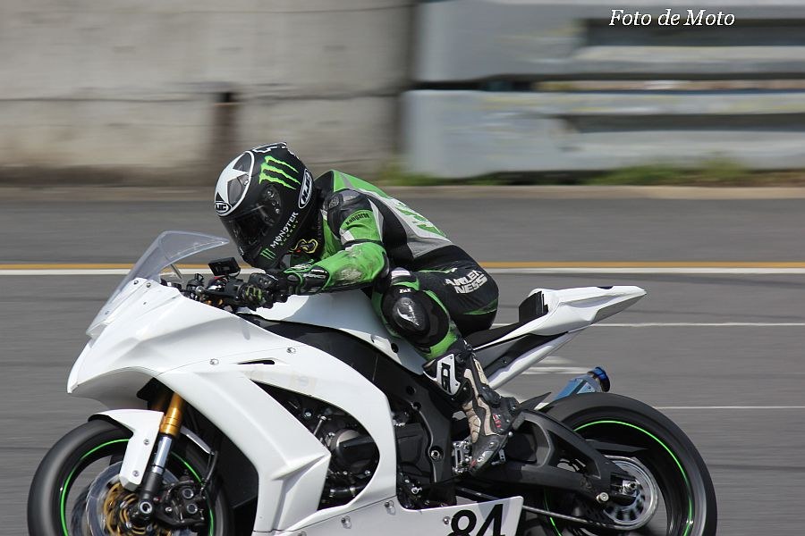 Super Production #84 Team BEE 市川 敬規 ZX-10R