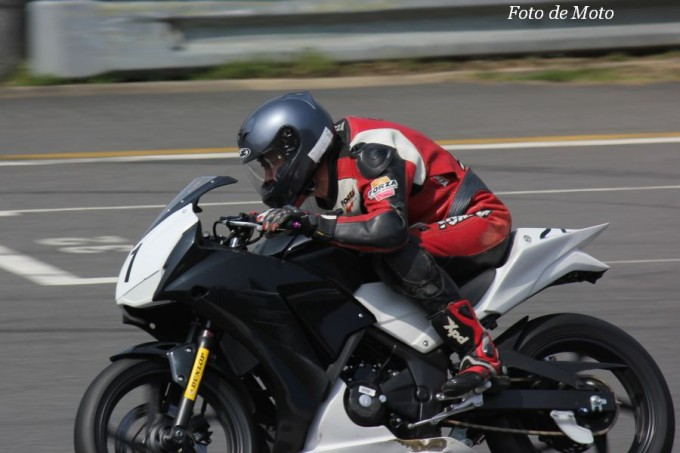 CBR250R Dream Cup #21 802-SPEED 石井 稔