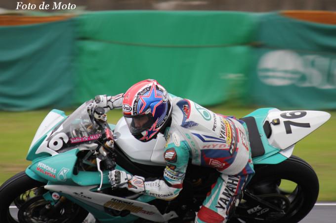 ST600 #76 Petronas.Hong Leong Yamaha 伊藤 勇樹 Ito Yuki Yamaha YZF-R6