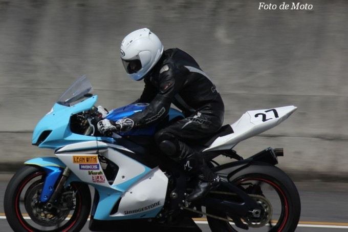 Super Production #27 リーンウィズRT 小倉 卓也 GSX-R1000