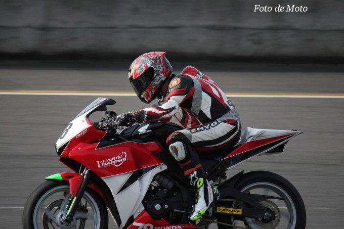 CBR250R Dream Cup #78 T-Labo Channel Racing 島田 岳人