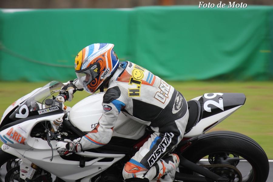 ST600 #29 D;REX Racing Triumph 豊田 浩史 DAYTONA675R