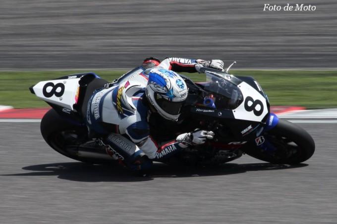 JSB1000 #8 YAMALUBE RACING TEAM 野左根 航汰 Nozane Kohta Yamaha YZF-R1