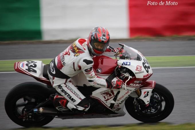 JSB1000 #634  MuSASHi RTハルク・プロ 高橋 巧 Takahashi Takumi Honda CBR1000RR