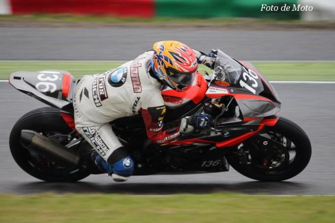 JSB1000 #136 Team Tras 135HP 児玉 勇太 Kodama Yuta BMW S1000RR