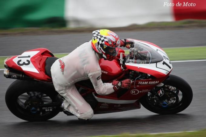 JSB1000 #13 チームスガイレーシングジャパン 須貝 義行 Sugai Yoshiyuki DUCATI 1098R