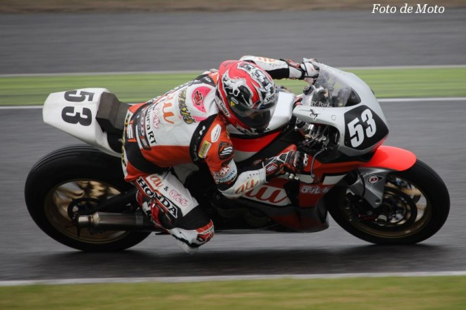 JSB1000 #53 au & テルル・Kohara RT  渡辺 一馬 Watanabe Kazuma Honda CBR1000RR