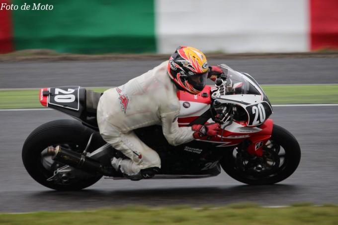 JSB1000 #20 Honda鈴鹿レーシング 安田 毅史 Yasuda Takeshi Honda CBR1000RR