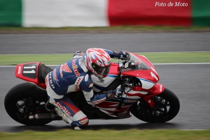 JSB1000 #11 Honda熊本レーシング 吉田 光弘 Yoshida Mitsuhiro Honda CBR1000RR