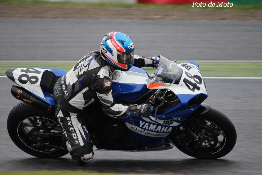 JSB1000 #48 磐田レーシングファミリー 澤村 元章 Sawamura Motoaki Yamaha YZF-R1