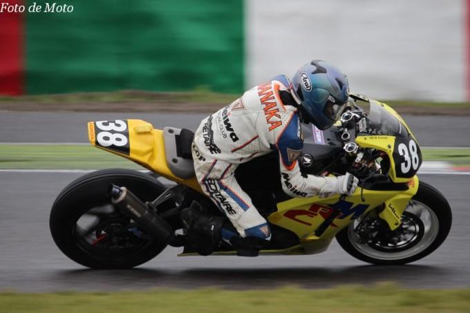 JSB1000 #38 Honda QCT明和レーシング 山中 正之 Honda CBR1000RR