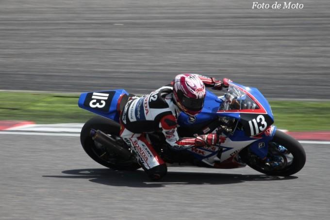 JSB1000 #113 Honda EG Racing 本田 恵一 Honda CBR1000RR