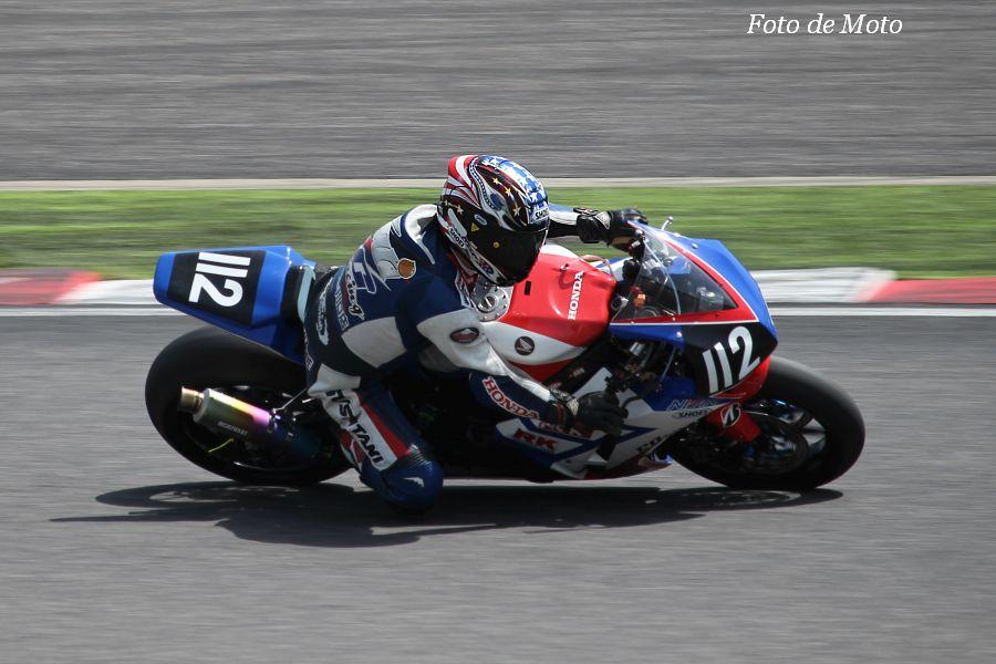 JSB1000 #112 Honda EG Racing 栗林 剛 Honda CBR1000RR