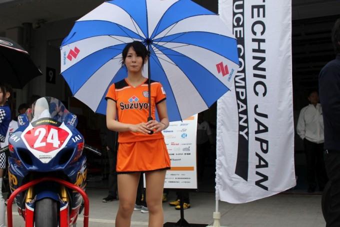JSB1000 #24 エスパルス・MFDレーシング 生形 秀之 Ogata Hideyuki Suzuki GSX-R1000