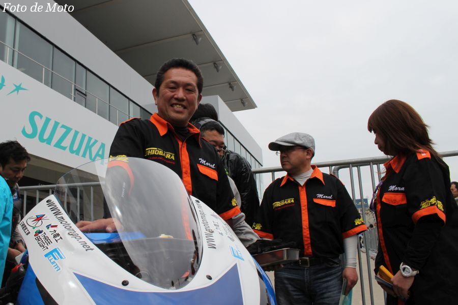 JSB1000 #62 S.SUPPLY&おやじ組 塩原 弘志 Suzuki GSX-R1000
