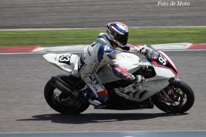JSB1000 #93 BIZENSEIKI YAMANI RACING PROJECT 矢木 清貴 BMW S1000RR