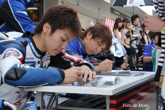 JSB1000 YAMALUBE RACING TEAM 野左根 航汰 Nozane Kota 藤田拓哉 Fujita Takuya Yamaha YZF-R1