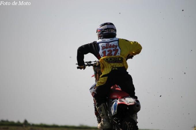 IB-Open #127 TEAM - M・1- RACING 宮本 英治 Honda CRF250R