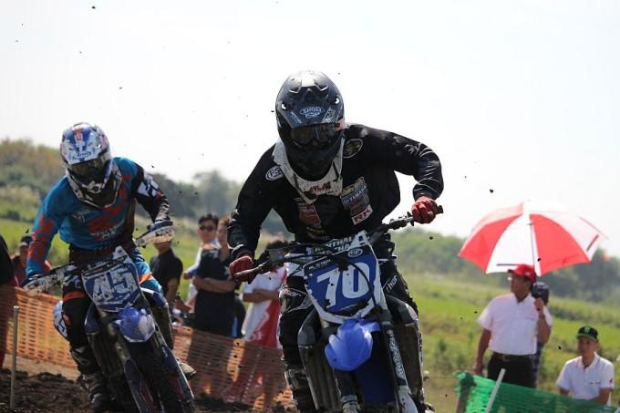 IB-Open #70 Moto Tech RT 大城 正直 Yamaha YZ250F