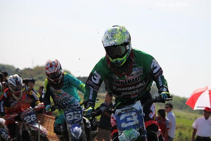IB-Open #3 グリーンクラブ&花巻レーシングKSSR 下山 来夢 Kawasaki KX250F