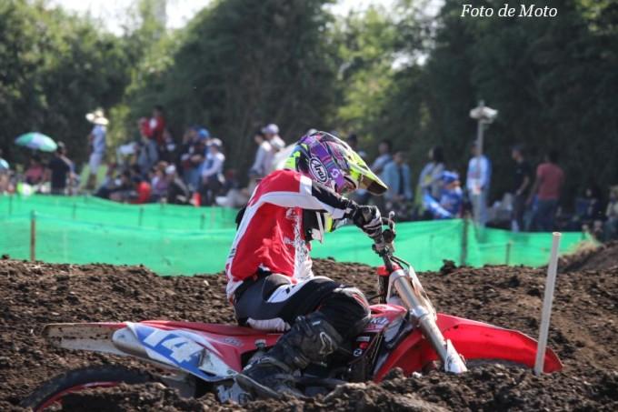 IB-Open #14 TEAM ナカキホンダ 藤井 一騎 Honda CRF250R