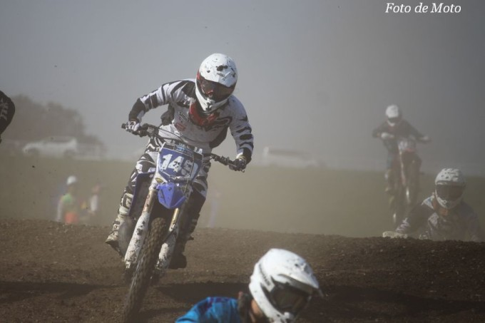 IB-Open #149 レーシングチーム鷹 羽田 悠人 Yamaha YZ250