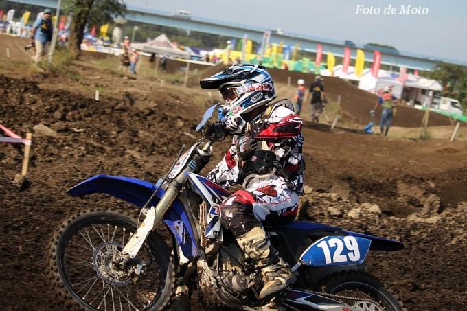 IB-Open #129 TEAM-M1-RACING 加藤木 桂 Yamaha YZ250F
