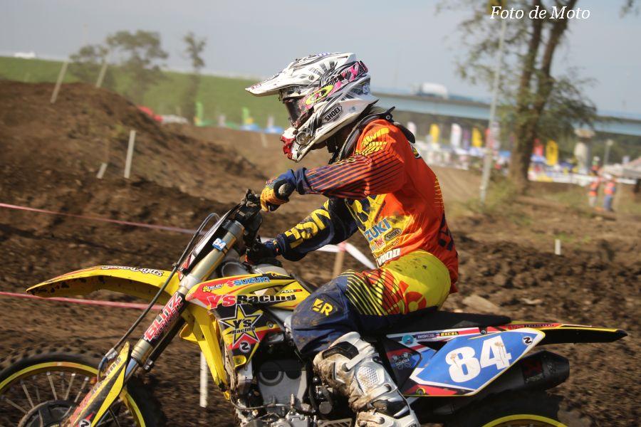 IB-Open #84 Y's Racing 木村 康洋 Suzuki RM-Z250