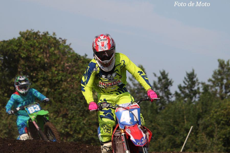 IB-Open #41 FFF Racing 松本 直人 Honda CRF450R