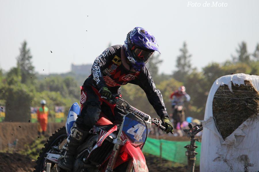 IB-Open #4 TEAM KOHSAKA 道脇 白龍 Honda CRF250R