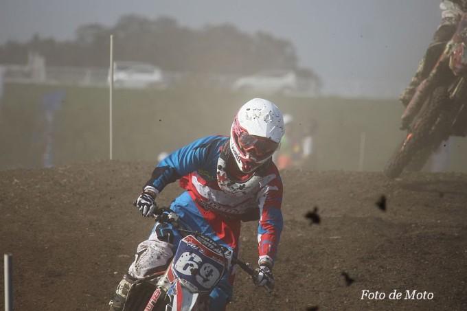 IB-Open #69 Team ITOMO 柴田 夢来 Honda CRF250R