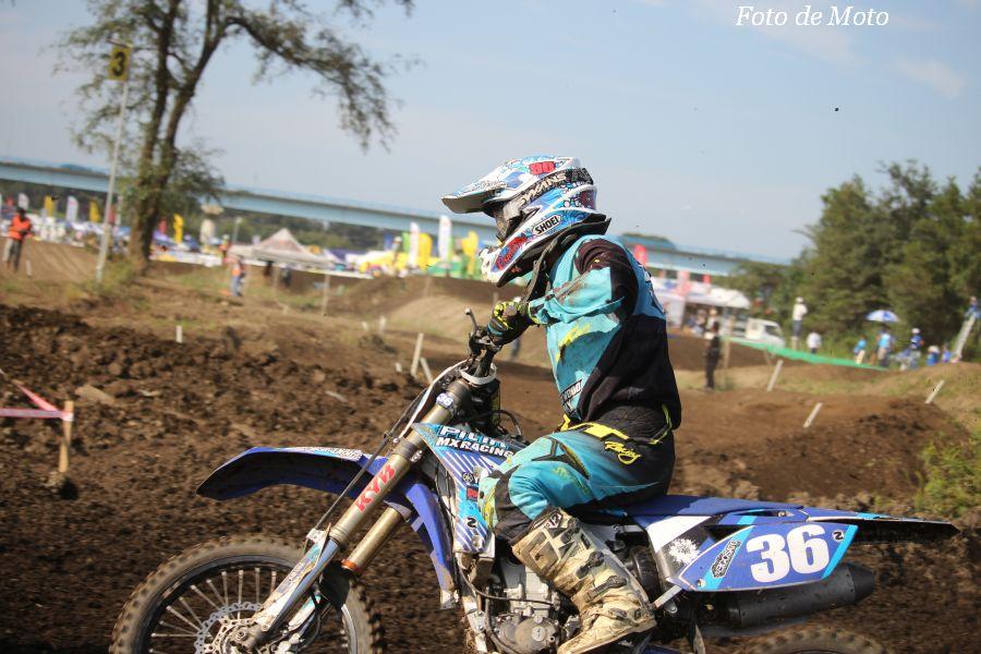 IB-Open#36 チーム ピットイン 鈴木 大将 Yamaha YZ250F