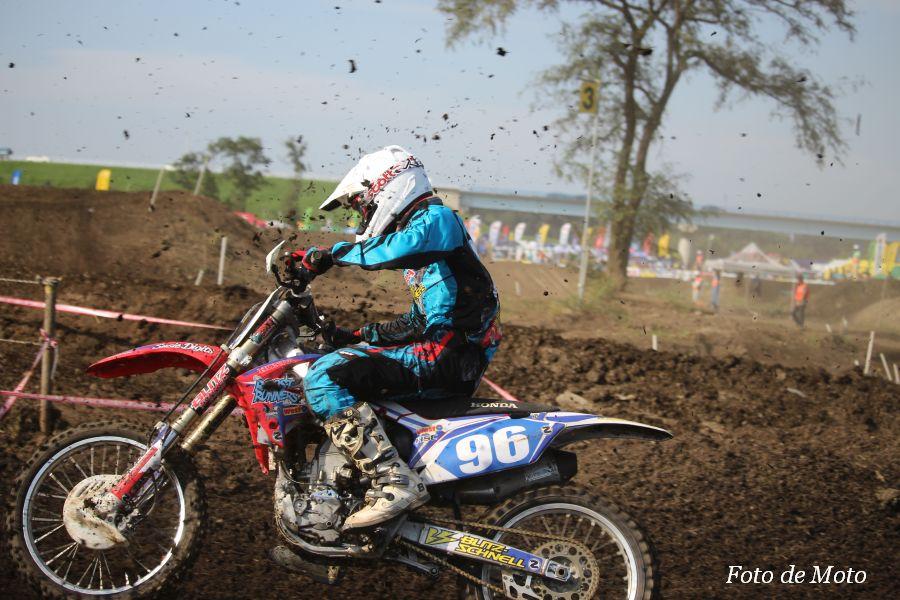 IB-Open #96 上田 涼真 Honda CRF250R