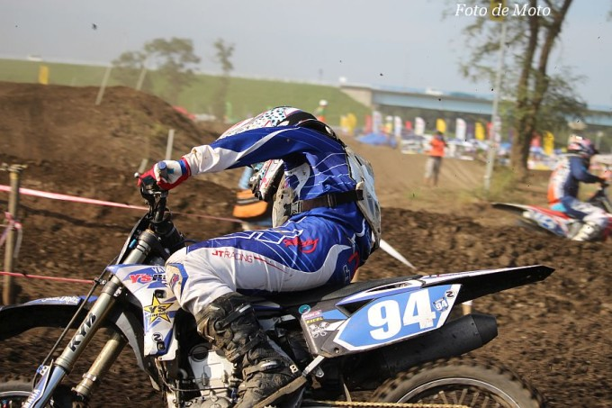IB-Open #94 HOT.STAFF with Y's Racing 山本 航平 Yamaha YZ250F