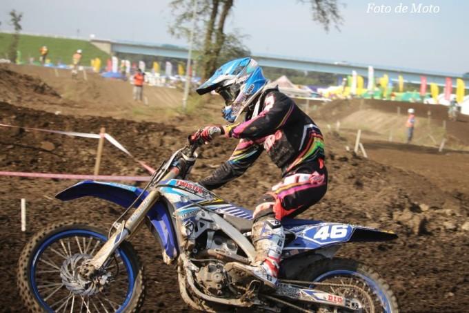 IB-Open #46 Twister Racing 柳橋 翼 Yamaha YZ250F