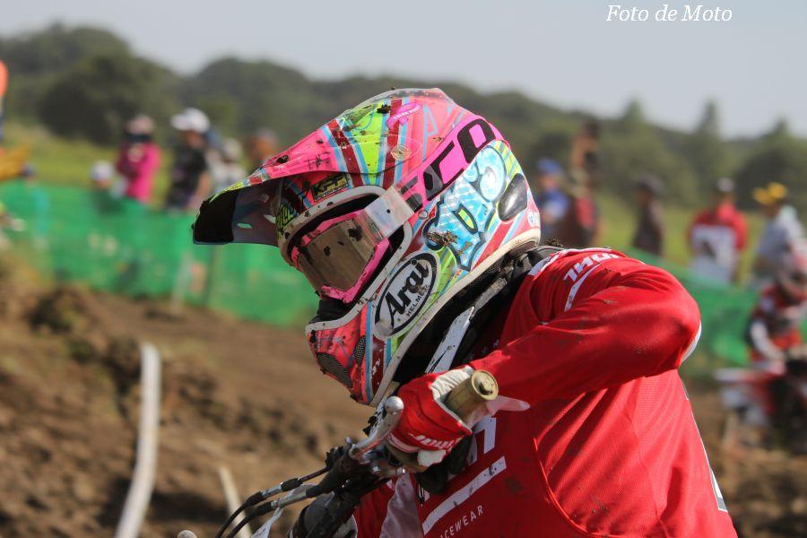 LX #27 TEAM ナカキホンダ 藤井 咲季 Honda CRF150R