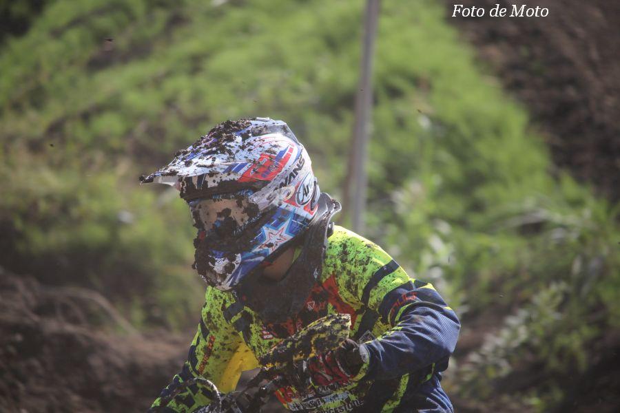 LX #52 SRF Team 3sister 林 理子 Suzuki RM85