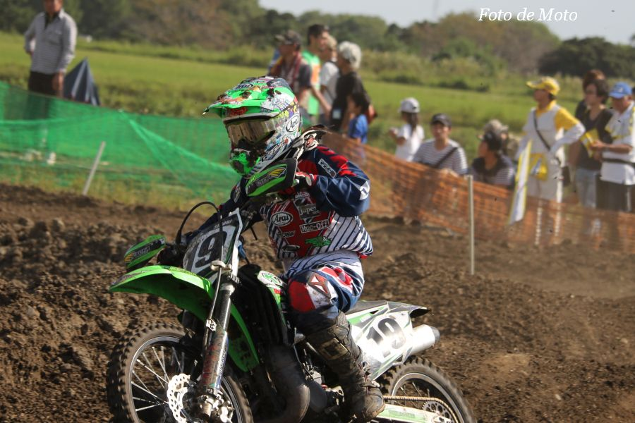 LX #19 K-ryz 大木 栞 Kawasaki KX85