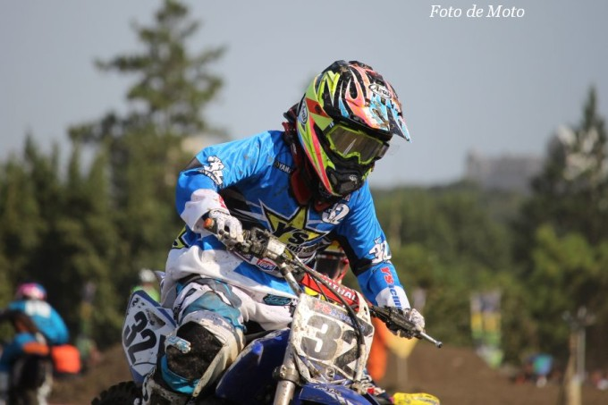 LX #32 Y's Racing with HOT STAFF 吉田 結耶 Yamaha YZ85LW