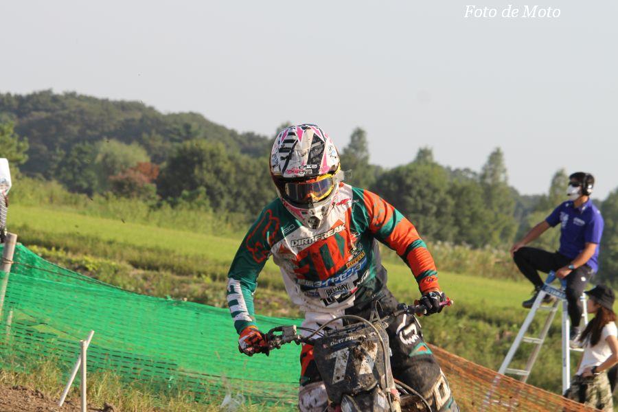 IA2 #77 TEAM fujiwara 山崎 郁弥 Honda CRF250R