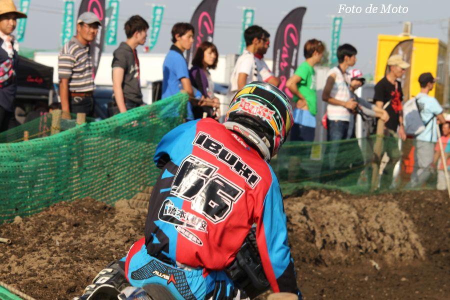 IA2 #66 ホンダドリーム名古屋西 垣内 伊吹 Honda CRF250R