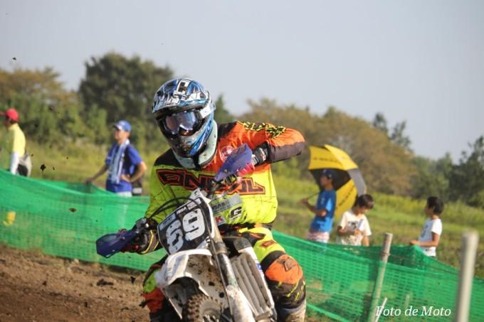 IA2 #69 YSP 豊川 大村 尚成 Yamaha YZ250F